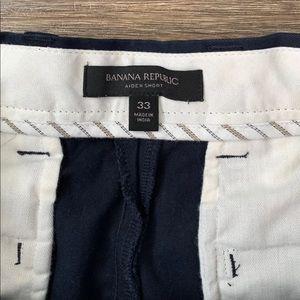 Banana Republic Shorts - Banana Republic Men's Shorts - 33 inch waist